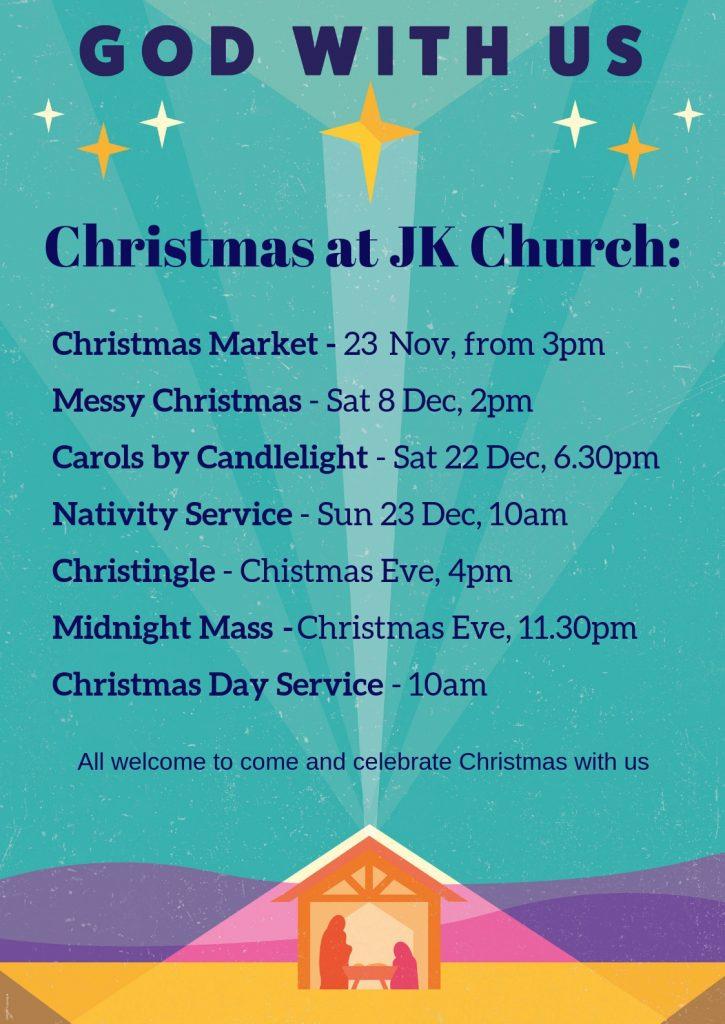Christmas at JK Church_