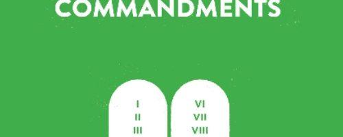 Joyful Commandments?
